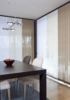 An special fabric in mind? Let us produce the perfect vertical blind for your style! Blinds For You, Curtains With Blinds, Window Coverings, Window Treatments, Horizontal Blinds, Decorative Screens, Curtain Designs, Roller Blinds, Sweet Home