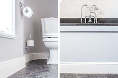 Flexible Skirting for curved walls - Wm Boyle Interior Finishes Picture Rail, Cast Iron Radiators, Curved Walls, Skirting Boards, Ceiling Rose, Interior Walls, Home Projects, Flexibility, Bay Windows
