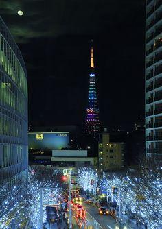 CHRISTMAS IN TOKYO #japan #tokyo