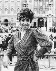Shirley Bassey (born 8 January 1937) - http://en.wikipedia.org/wiki/Shirley_Bassey || Photo at AllPosters.com