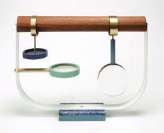 Jewelry holder by Zoe Mowat, on sightunseen.com