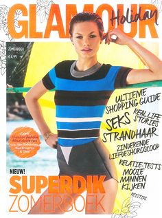 GLAMOUR - ZOMERBOEK 2015 Publications | À la