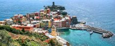 Vernazza is a precious resource we're working hard to rebuild, restore and preserve.