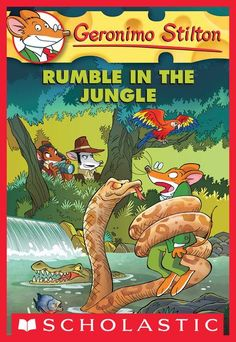 Thea stilton and the dragons code these skew a little older than geronimo stilton rumble in the jungle kobo ebook fandeluxe