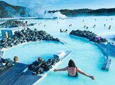 Geothermal Spa Image, Iceland