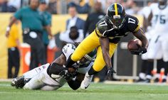 Steelers searching for reliable receiving options behind Brown = There has not been a lot of good news coming out of Steelers camp of late. We know that Pittsburgh will be without Martavis Bryant for the season and Le'Veon Bell will be suspended for the first three games. The Steelers were.....