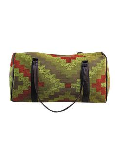 Stand the chance to win a Smir bag courtesy of smirdesign.co.za. Each bag is unique, made byupcycling off-cuts of Smir rugs into stylish designs.