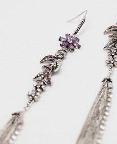 Zara Jewellery Earring Ebay