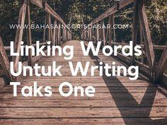 Penggunaan Linking Words pada Writing Task 1