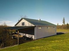 Self Storage, Garages & Pole Barn Buildings Photo Gallery