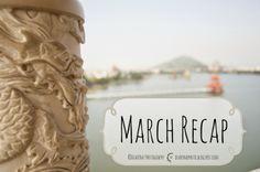 March Recap DearOne Photography Taiwan| Travel Blog