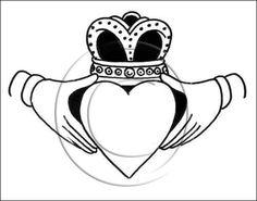22 Loyalty Tattoo Designs and Symbols Celtic Symbols, Celtic Art, Love Symbols, Religious Symbols, Devil Tattoo, Tattoo On, Tattoo Time, Wrist Tattoo, Tattoo Flash