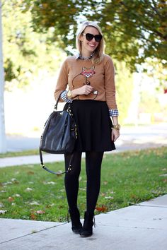@Old Navy Fox Sweater! #ampedONstyle