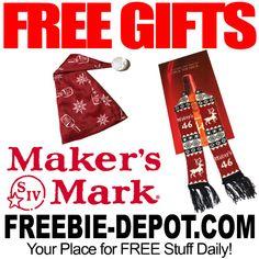 ►► FREE Maker's Mark Whisky Gifts - FREE Maker's Mark Ambassador Membership ►► #Free, #FREEStuff, #Freebie, #Frugal, #FrugalFind, #Whiskey ►► Freebie Depot
