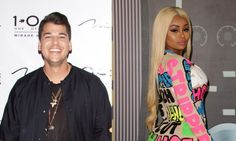 Celebrity News: Rob Kardashian Is Seeing Family Nemesis Blac Chyna. #celebritynews #robkardashian #blacchyna #celebrityrelationships