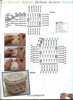Arte em Barbante Especial Endurece 22 - soniartes crochê 2 - Álbuns da web do Picasa