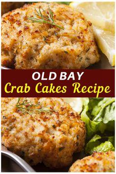 Crab Cake Recipes, Shrimp Recipes, Fish Recipes, Cajun Crab Cake Recipe, Easy Crab Meat Recipes, Crab Cakes Recipe Best, Healthy Seafood Recipes, Lobster Recipes, Recipes