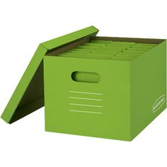 Cardboard Organizer- already colored boxes for clothes storage $1.80 a box.