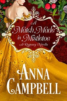 Anna Campbell - A Match Made in Mistletoe