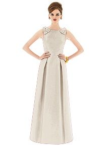 Alfred Sung Style D627 bridesmaid dress