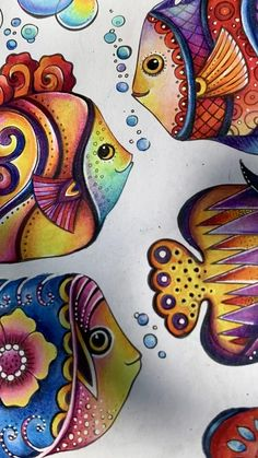 Coloring Book Art, Adult Coloring, Coloring Pages, Zentangle Drawings, Tattoo Drawings, Forest Drawing, Colored Pencil Techniques, Art Drawings For Kids, Colouring Techniques