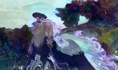 Beast Guardian by Taro-kunn on DeviantArt