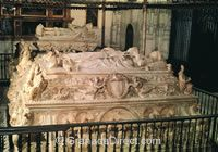Tomb of King Fernando and Queen Isabel