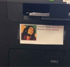 Whoever named this printer: | 40 People You Wish You Knew In Real Life