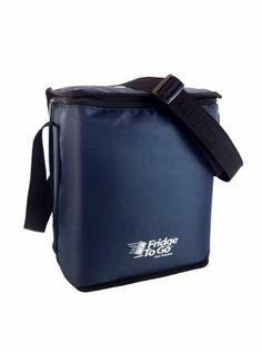 Fridge-To-Go FTG-1120 Romeo, Portable Bottle Cooling Tote, Blue by Fridge-to-go. $34.00. Built-in surround cooling panels cool up to 12-hour; Made specifically to transport beverages or a combination of drinks and food; Ideal cooler for the beach, park, boating, parties, even day trips with the family; Available in blue microfiber finish; Durable, easy to clean exterior. Eliminate the need for messy ice or bulky ice packs with the new Fridge to Go Romeo. The Fridge ...