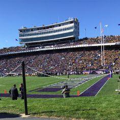 Ryan Field, home of the Northwestern Wildcats! Go 'Cats!