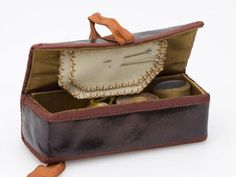 Leather Shaker sewing kit.