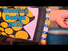 Latest and upcoming Sleeves, daman Bazu Design and trouser design for winter By DIY Fabric Ideas - YouTube Design Trends, The Creator, Trousers, Winter, Youtube, Sleeves, Fabric, Diy, Ideas