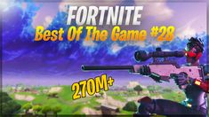New Video - Fortnite Best Of The Game #28 ! 🔥  C4 Plays and amazing sniper !   https://youtu.be/--vpOvVgJJk  #fortnite #fortnitebestofthegame #fortniteclips #fortnitetwitch #fortnitebattleroyale #fortnitegame #fortnitesniper #fortnitefunny #fortniteepic #fortnitefails #fortnitevideo