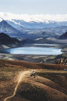 Álftavatn, Iceland |  Björk Guðbrandsdóttir #iceland #landscape #icelandic
