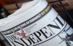 The Indipendent non andrà più in edicola: disponibile solo in digitale The Independent non uscirà più in edicola. Il prestigioso quotidiano britannico di proprietà del miliardario anglo-russo Evgeny Lebedev si prepara ad abbandonare la carta stampata a causa di problemi #theindependent #internet #journalism