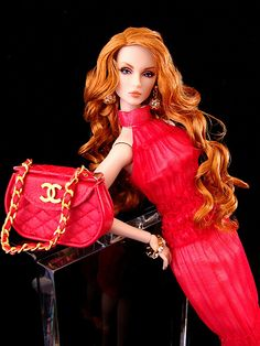 Doll*icious Beauty ❀ :: Chanel Red