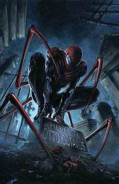 Tagged with spiderman, marvel, thor, chrishemsworth, tomholland; They grow up so fast Amazing Spiderman, Spiderman Art, Marvel Comics Art, Marvel Heroes, Marvel Characters, Spider Gwen, Spider Man Comic, Comic Books Art, Comic Art