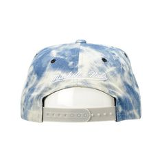NFL Mitchell and Ness Raiders Acid Wash Blue Snapback Hat ($26) ❤ liked on Polyvore featuring accessories, hats, snapbacks, adjustable hats, snap back hats, snapback hats, blue snapback hats and blue snapback