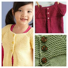 Feast your eyes upon these seven free knitting patterns for toddler sweaters that are completely 'knitable' and worthwhile of your time your sweet toddler.