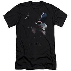 Man Of Steel/Movie Poster-Black
