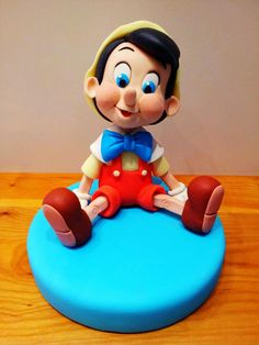Pinocchio Topper