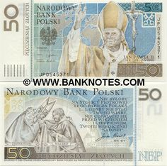 poland currency | Poland 50 Zlotych 2006 - Polish Currency Bank Notes, Paper Money of ...