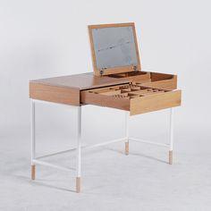 W1 vanity table on Behance