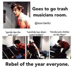 Oh Harry...