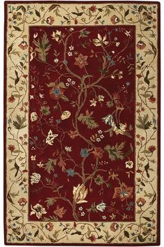 Wembley Area Rug - Traditional Rugs - Blended Rugs - Rugs | HomeDecorators.com