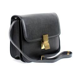 Celine classic box flap bag: