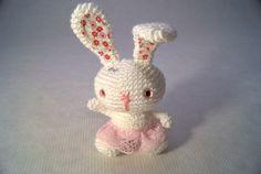 Amigurumi - Conejita Tris #Gifts #crochet #rabbit