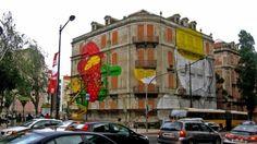 arte gemeos graffiti osgemeos rua lisboa