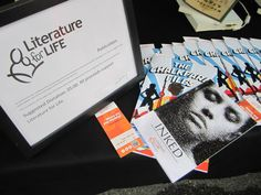 Literature for Life was at Word on the Street celebrating the power of reading to change lives. Where are you reading? Post pictures of you and your current reads with the#blackwhiteandreadallover hashtag and join in! To see more, visit our facebook page The Power Of Reading, Reading Post, Pictures Of You, Acceptance, Fundraising, Literature, Join, Presents, Scene