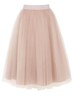 Winter wedding guest outfits: skirting around - Tressi full skirt, £115, Coast - On-trend winter wedding outfit inspiration - MSN Her UK